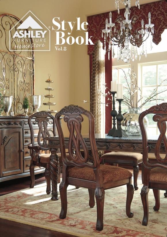 ASHLEY Furniture HomeStore    Style Book Vol.8