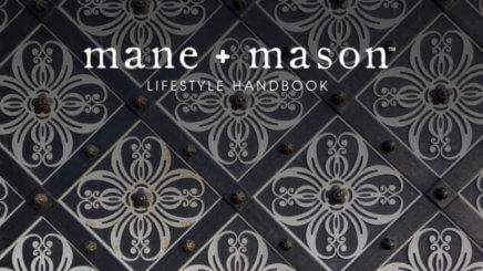 """アシュレイの新しいライフスタイル""""mane+mason""""がスタート!"""