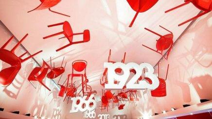 創業95周年を迎えたイタリアのモダンインテリアブランド『Calligaris(カリガリス)』