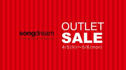 OUTLET SALE ~songdream~