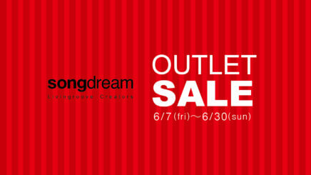 OUTLET SALE ~songdream~