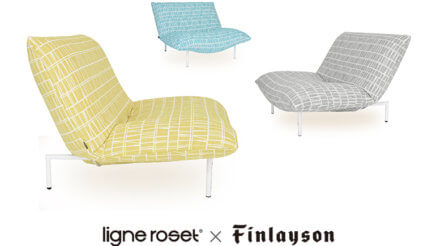 ligne roset x Finlayson