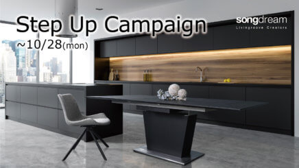 STEP UP CAMPAIGN~songdream~
